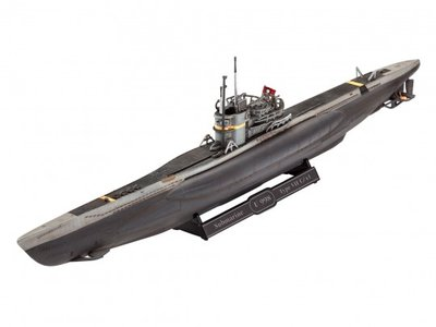 Revell Model Set German Submarine