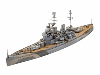 Revell Model Set HMS King George V