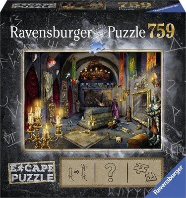 Ravensburger Escape Puzzel 6 In het Vampierenslot