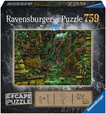 Ravensburger Escape Puzzel 2 De Tempel