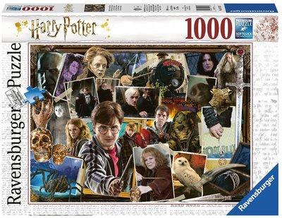Ravensburger Puzzel HP: Harry tegen Voldemort