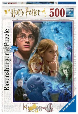 Ravensburger Puzzel HP: Harry Potter op Zweinstein