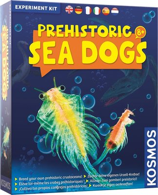 Prehistoric Sea Dogs