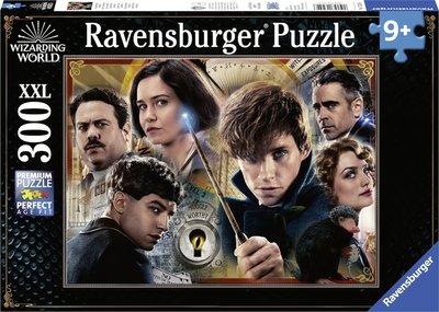 Ravensburger Puzzel Fantastic Beasts - Scamander tegen Grindelwald