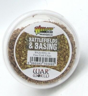 Fine Cork Chips 180 ml Warlord Games