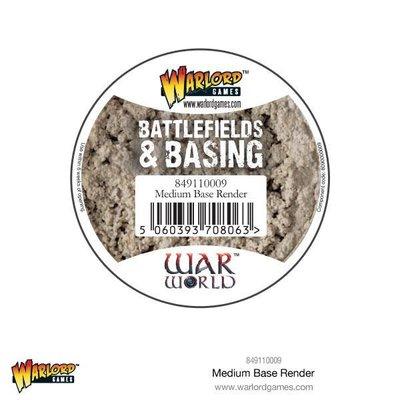 Medium Base Render 180 ml Warlord Games