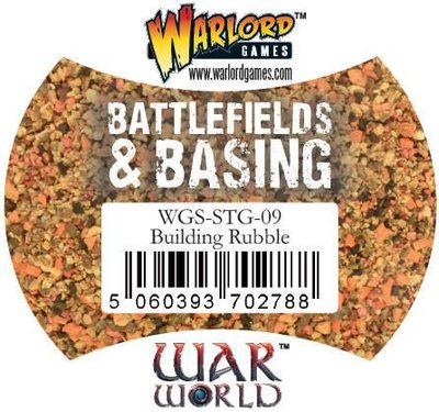 Building Rubble 180 ml Warlord Games