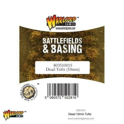 Dead Tufts 10 mm Warlord Games
