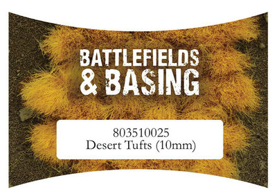 Desert Tufts 10 mm Warlord Games