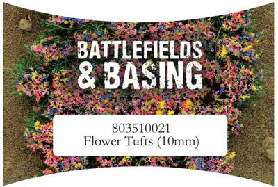 Flower Tufts 10 mm Warlord Games