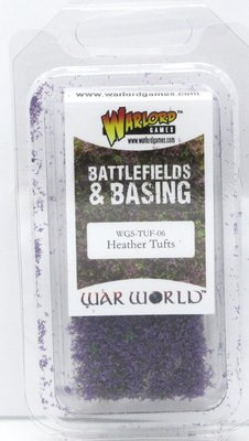 Heather Tufts 6mm Warlord Games