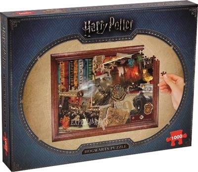 Puzzel Harry Potter - Hogwarts