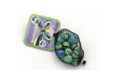 20+1 Butterfly Knikkers