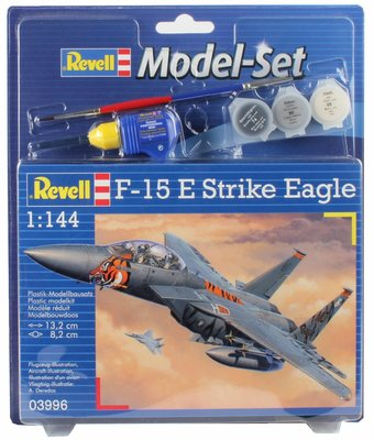 Revell F15 E Strike Eagle