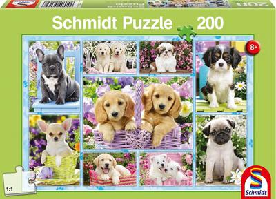 Schmidt Puzzel Puppies