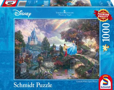 Schmidt Puzzel Disney Cinderella