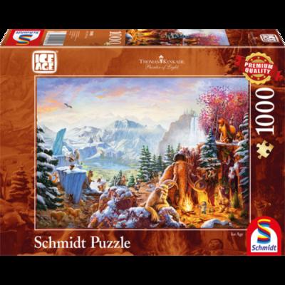 Schmidt Puzzel Disney Ice Age