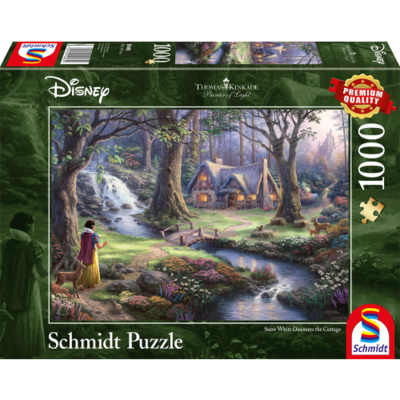 Schmidt Puzzel Disney Snow White