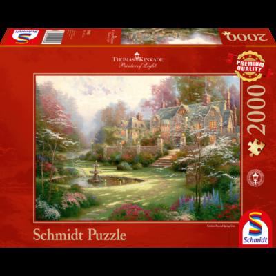 Schmidt Puzzel Gardens Beyond Spring Gate