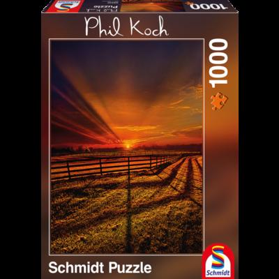Schmidt Puzzel Evening Stillness