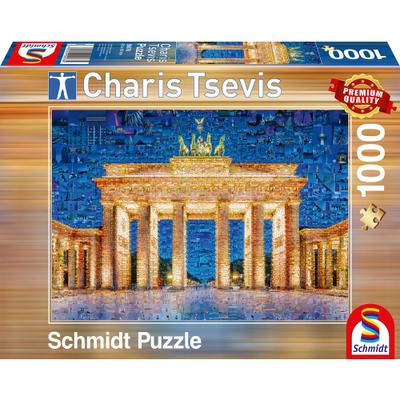 Schmidt Puzzel Berlijn