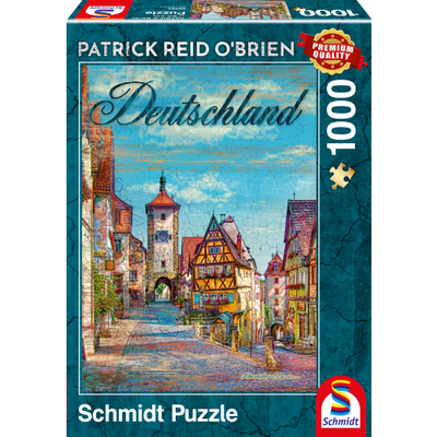 Schmidt Puzzel Duitsland