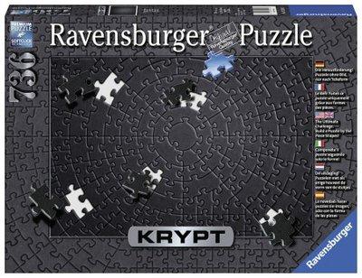 Ravensburger Puzzel Krypt Black