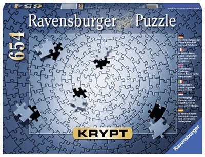 Ravensburger Puzzel Krypt Silver