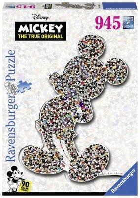 Ravensburger Puzzel Shaped Birthday Mickey