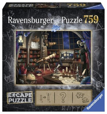 Ravensburger Escape Puzzel 1 De Sterrenwacht