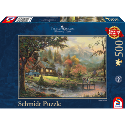 Schmidt Puzzel Peaceful Moments