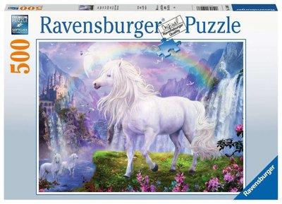 Ravensburger Puzzel De vallei van de regenboog