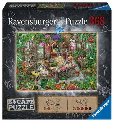 Ravensburger Escape puzzel - The Green House