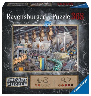 Ravensburger Escape puzzel - Toy Factory