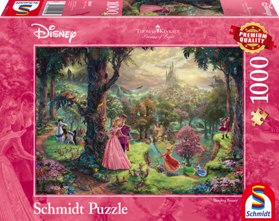 Schmidt Puzzel Disney Sleeping Beauty