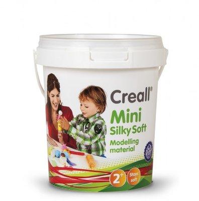 Creall Mini Silky Soft Boetseerklei assortiment 300gr - Felle Kleuren