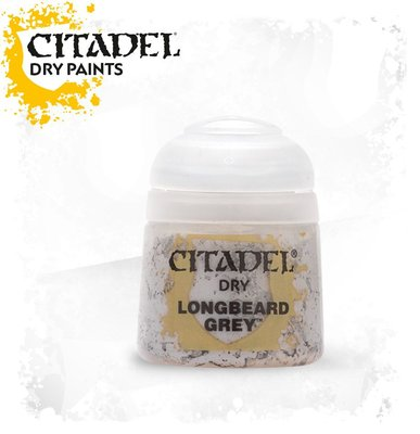 Citadel Dry Longbeard Grey 23-12
