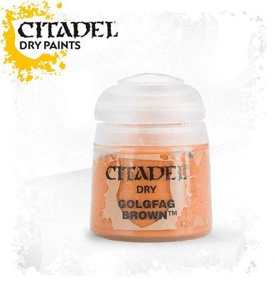 Citadel Dry Golgfag Brown 23-26