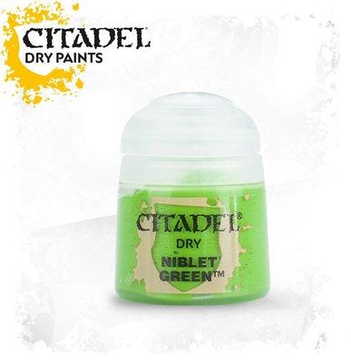 Citadel Dry Niblet Green 23-24