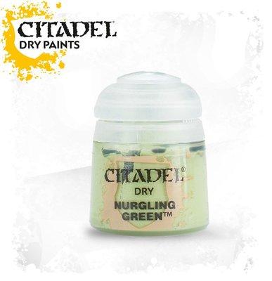 Citadel Dry Nurgling Green 23-25