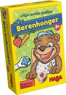 Berenhonger HABA mijn eerste spel