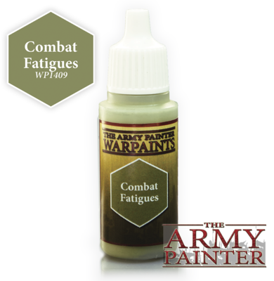 The Army Painter Combat Fatigues Acrylic WP1409