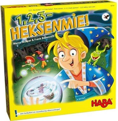 1, 2, 3 Heksenmie HABA