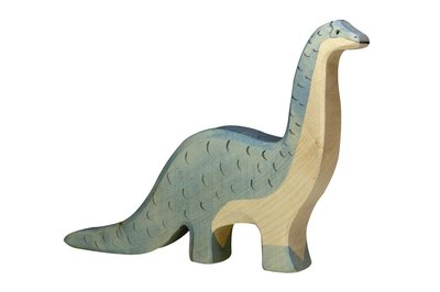 Holztiger Brontosaurus 80332