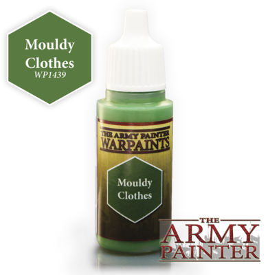 The Army Painter Moudy Clothes Acrylic WP1439