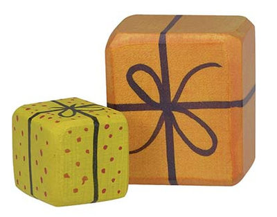 Holztiger Geschenken (set van 2) 80319