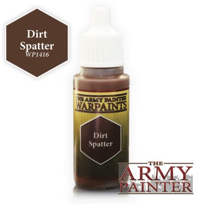 The Army Painter Dirt Spatter Acrylic WP1416