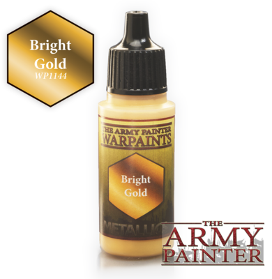 The Army Painter Bright Gold Metallic WP1144