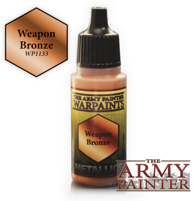The Army Painter Weapon Bronze Metallic WP1133