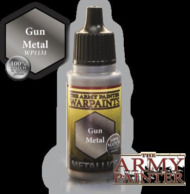 The Army Painter Gun Metal Metallic WP1131